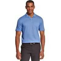 Men's Van Heusen Flex Classic-Fit Striped Polo, Size XL, Blue, NWT