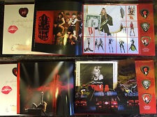 madonna limited edition tour book new