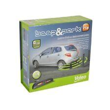 Valeo Beep Y Estacionamiento Traseros Parking Sensor Kit De Reversa Pantalla Distancia n2 632001