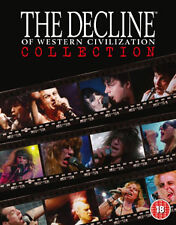 DVD:THE DECLINE OF WESTERN CIVILISATION COLLECTION - NEW Region 2 UK