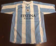 Vintage Nike TSV 1860 Munchen Germany Football Soccer Jersey