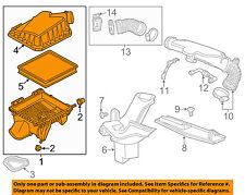 Chevrolet GM OEM 13-15 Malibu Air Cleaner Intake-Filter Box Housing 22897042
