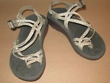 Chaco ZX/2 classic sport sandals 8 womens tan hiking comfort
