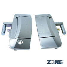 1 Pair Left & Right Exterior Outer Door Handle Fit 2003 2004-2009 Nissan 350Z