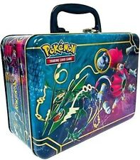 Pokemon TCG Collector Chest Lunchbox Tin 2015 Sealed Featuring Rayquaza