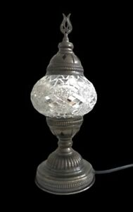 Turkish Mosaic Lamp -real Handmade Made In Turkey Table Lamp Best Quality