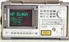 HP Agilent 8146A Optical Time Domain Reflectometer OTDR