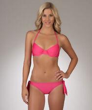 Size Small Pink Splendid Pink Bayside Underwire Tie Side Bikini