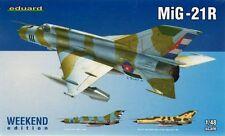 Eduard 1/48 Model Kit 84123 Mikoyan MiG-21R Fishbed Weekend Series C