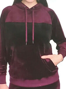 Champion Elite Women's Velour Hoodie (Various Colors & Sizes)