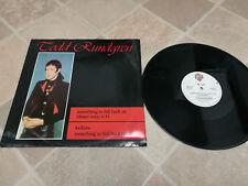 "Todd Rundgren record Something To Fall Back On 12"" Single EX Vinyl W8862T P/S"