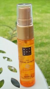 Ritual of Mehr Sparkling Hair & Body Mist Spray 20ml Travel Size BN RRP £5.90