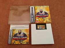 Super Ghouls 'n & Ghosts Nintendo Gameboy Advance GBA Game BOXED UK PAL