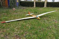 Segelflugmodell, Rarität, vermutlich DFS Reiher 3800 mm Spannweite