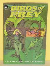 Birds of Prey: Old Friends, New Enemies Tpb - Dixon Greg Land - Rare Oop Dc