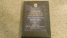 Maker of Heaven and Earth : Why Creation is A Gospel Issue DVD ( Rare )