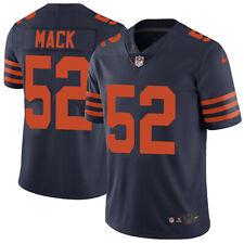 Khalil Mack Chicago Bears Nfl Navy Blue Alternate Men Xl Stitched Jersey. Nwt