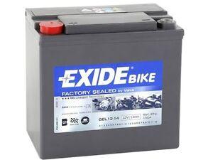 Batería Original BMW EXIDE GEL12-14 Batería Sellada Activada y lista para montar