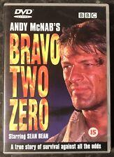 BRAVO TWO ZERO BBC DVD (SEAN BEAN) VERY GOOD CONDITION FREE POST