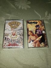 Lot Of 2 Green Day Cassettes Dookie Insomniac
