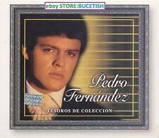 Pedro Fernandez Tesoros de Coleccion 3CD Box set New Nuevo sealed