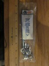Vintage NOS Wald Bicycle Front Axle Set #157 For Most Union & Imported Hubs