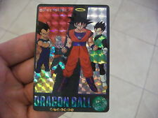 Dragon ball Z Sangoku Végéta Sangohan Kaioh Shin PRISM