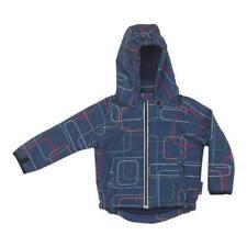 Vêtements bleus avec capuche pour fille de 2 à 16 ans Printemps