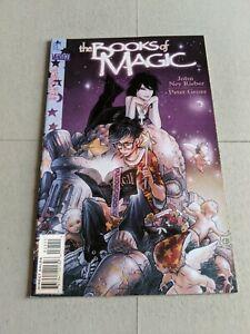 The Books Of Magic #25 June 1996 DC Vertigo Comics
