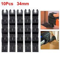 10x34mm Multi Tool DIY saw blades Oscillating For Fein Multimaster Bosch Makita