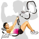 Ab Fitness Crunch Abdominal Exercise Workout Machine Home Gym Abs Trainer New