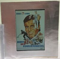 Kino # Film-Werbe-Dia # 85mm x 85mm # Jerry Lewis # Jerry, der Familientrottel