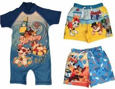 Power Patrol Polyester Swim Shorts (2-16 Years) for Boys