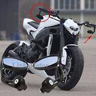 "Motorcycle 7/8"" Handle Bar End Rearview Side Mirrors For Ducati Honda Yamaha KTM"