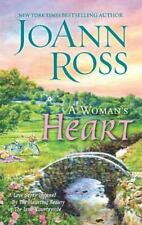 A Woman's Heart by JoAnn Ross (2012, Paperback) Novel