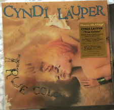 Cyndi Lauper TRUE COLORS Vinile Colorato FLAMING 2500 Copie Edizione Limitata