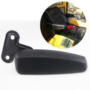 1x Cab Seat Armrest Right Arm Car Tractor Forklift Truck Loader Excavator Parts