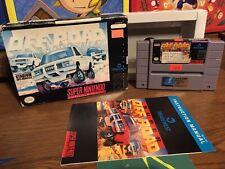 Super Off Road (Super Nintendo Entertainment System, 1991) Rental Copy SNES Snes