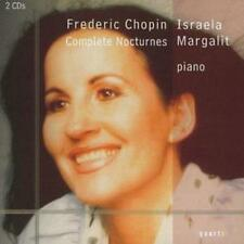 Frederic Chopin : Complete Nocturnes (Margalit) CD (2005) ***NEW***
