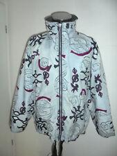vintage 90s KILLTEC Jacke crazy pattern oldschool gefüttert anorak sport 90er M