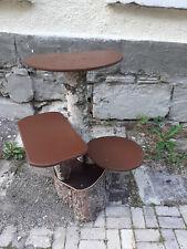 Natur Holz Katzen Kratzbaum Kratz Baum Beistelltisch Outdoor Balkon 2033