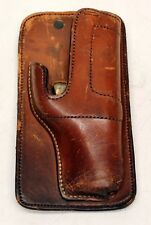 Audley O.W.B Leather Holster, USED, FAST FREE SHIP