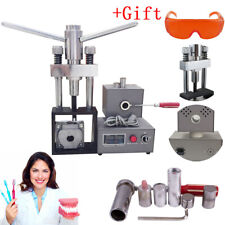 Dental Lab Flexible Denture Injection System Heater Machinegoggle Glasses Us