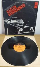 Harlem Underground Band - Harlem Underground LP Vinyl Album Original LP127 1976