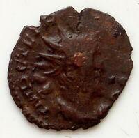 Monnaie TETRICUS Père PRINC IUVENT - EMPIRE GALLO ROMAIN