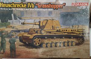 "1/35 Dragon Heuschrecke IVb ""Grasshopper"""