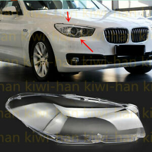 Genuine Headlight Trim Sealing Cover+GLUE RIGHT For BMW  5-Series GT 2010-2017ss
