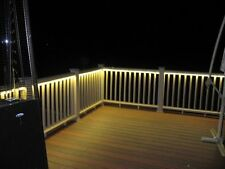 5M - 16.3ft Porch Balcony Eaves Outside Led Strip Lighting 5050 Warm White