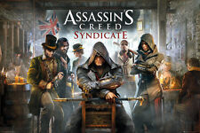 Assassin Creed Syndicate Pub Poster 47 Size 61 x 91.5cm