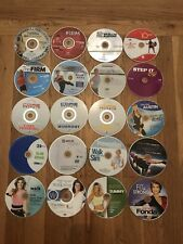 20 Fitness Dvd's Core Secrets Billy Blanks Taebo And More